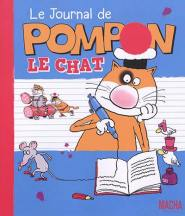 Le Journal de Pompon le chat, de N. Vorontsov, éd. Macha Publishing