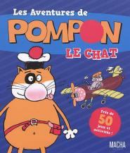 Les Aventures de Pompon le chat, de N. Vorontsov, éd. Macha Publishing