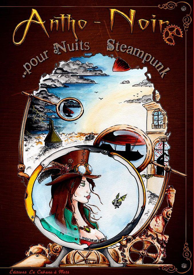 Antho-Noire… pour nuits steampunk