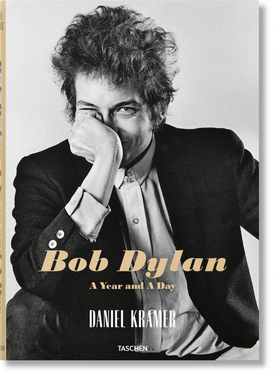 Bob Dylan: A Year and a Day, de D. Kramer, éd. Taschen