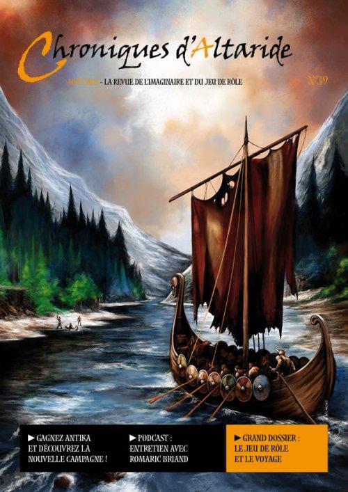 Chroniques d'Altaride n° 39 Le Voyage