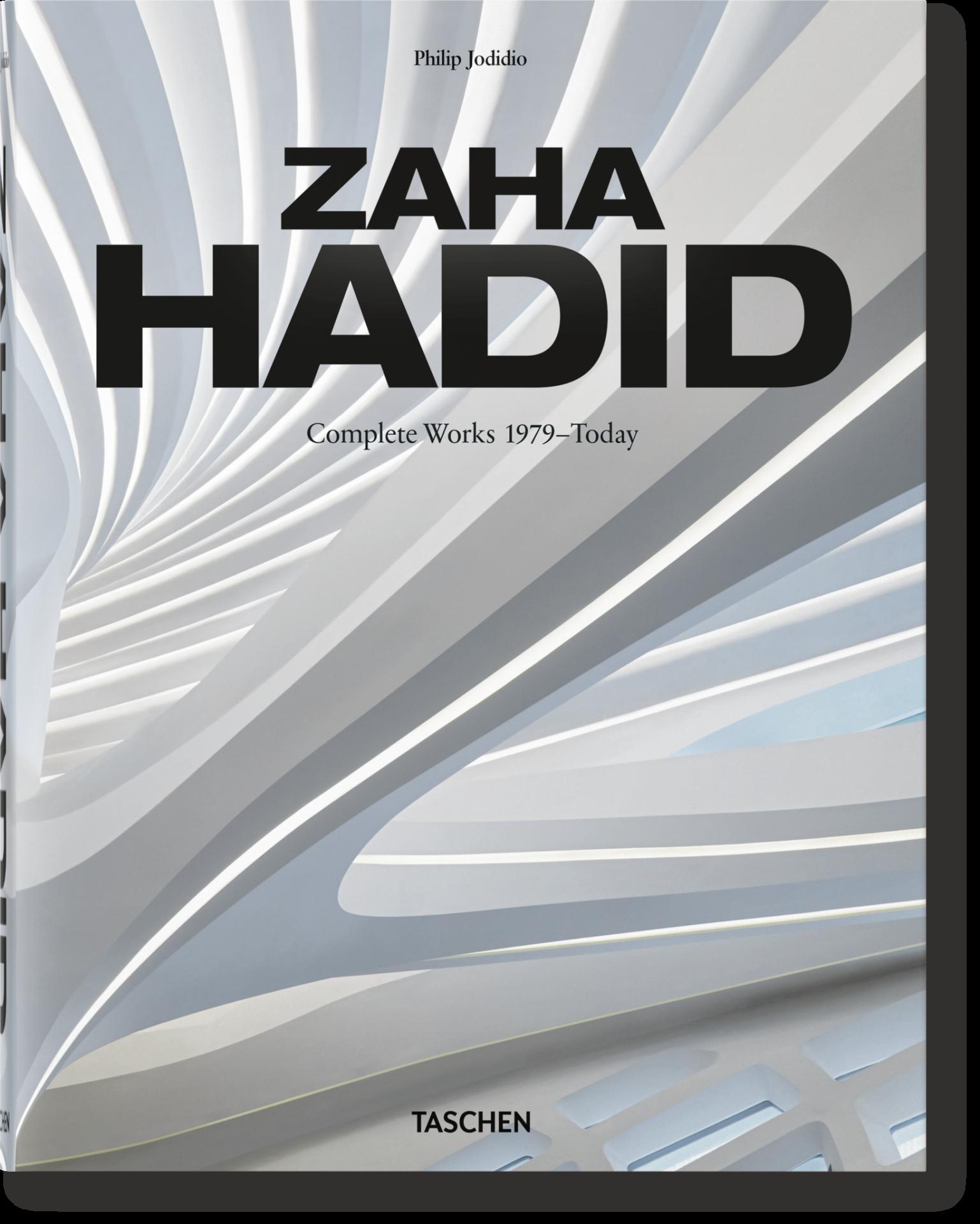 Zaha Hadid, de P. Jodidio, éd. Taschen