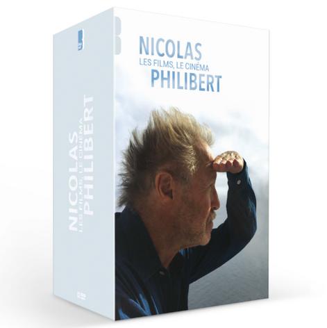 Nicolas Philibert : Les Films, le Cinéma, éd. Blaq Out